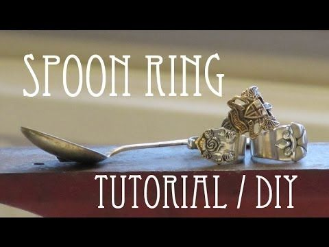 Spoon Ring - DIY Tutorial