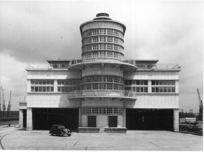 Southampton Ocean Terminal. Demolished.