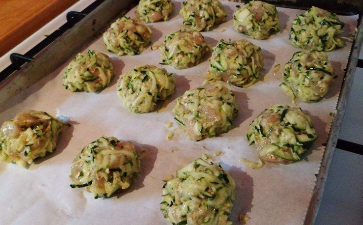Kolly Diet - RECEPTEK - Cukkinis csirkefasírt lépésről lépésre
