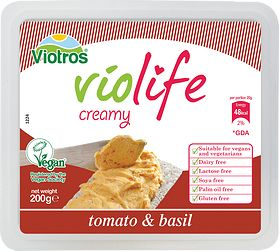 Tomato & Basil The heavenly rich taste of our Violife Creamy Tomato ...