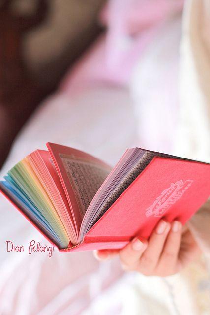 Rainbow Al-Quran <3