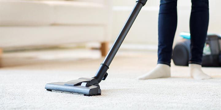 Are You Vacuuming The Right Way Commercial Carpet