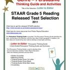 This classroom tested product includes the complete analysis for the STAAR released test selection: Letter to the Editor. It is released as a 5th g...
