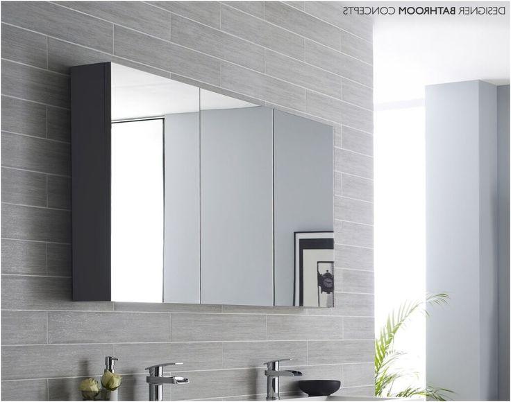 Best 25 Modern Bathroom Mirrors Ideas On Pinterest: Best 25+ Bathroom Mirror Cabinet Ideas On Pinterest