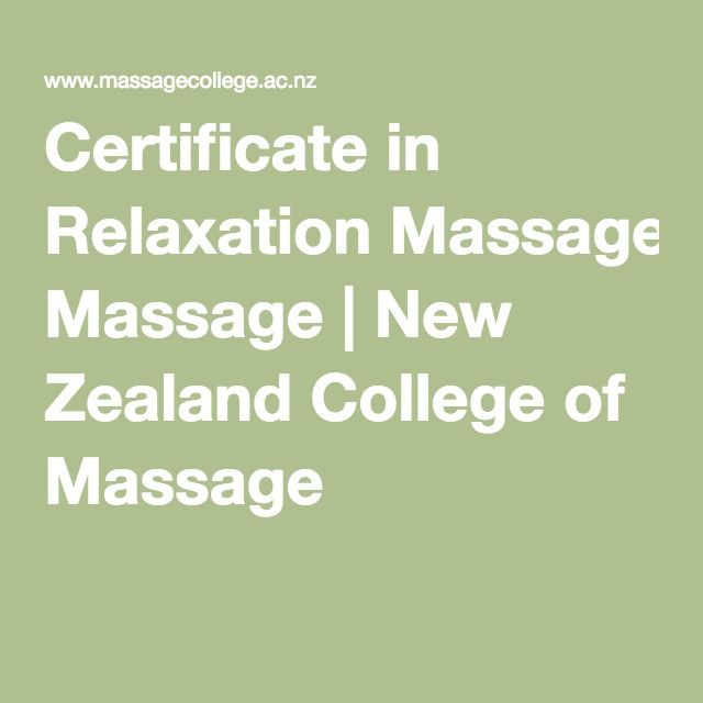 114 best CAREER images on Pinterest | Massage, Massage therapy and ...