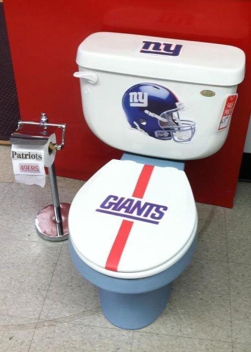 Ny Giants Decor Home Decorating Ideas