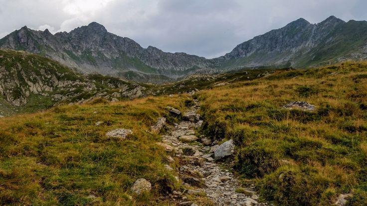 Fagaras Mountains, Romania