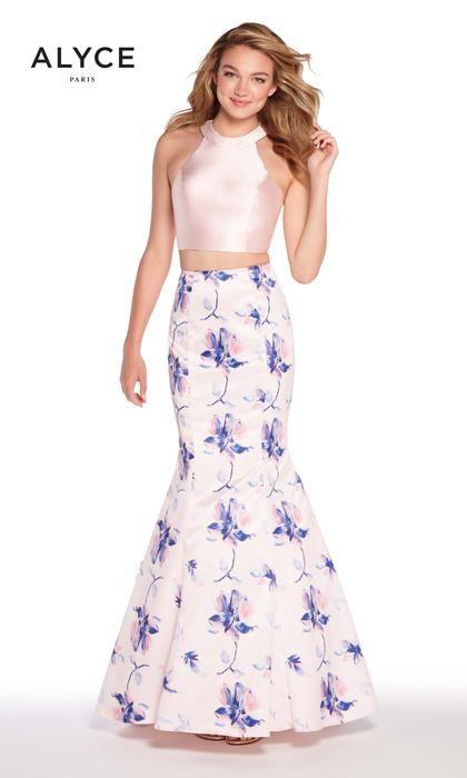 20 best Floral Formals images on Pinterest | Prom dresses ...