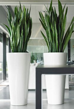 Design bloempot Jaru - design bloempotten Artiplant