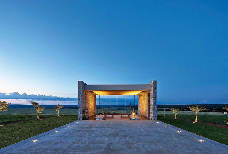 B&L Arquitetura: Capela - Arcoweb