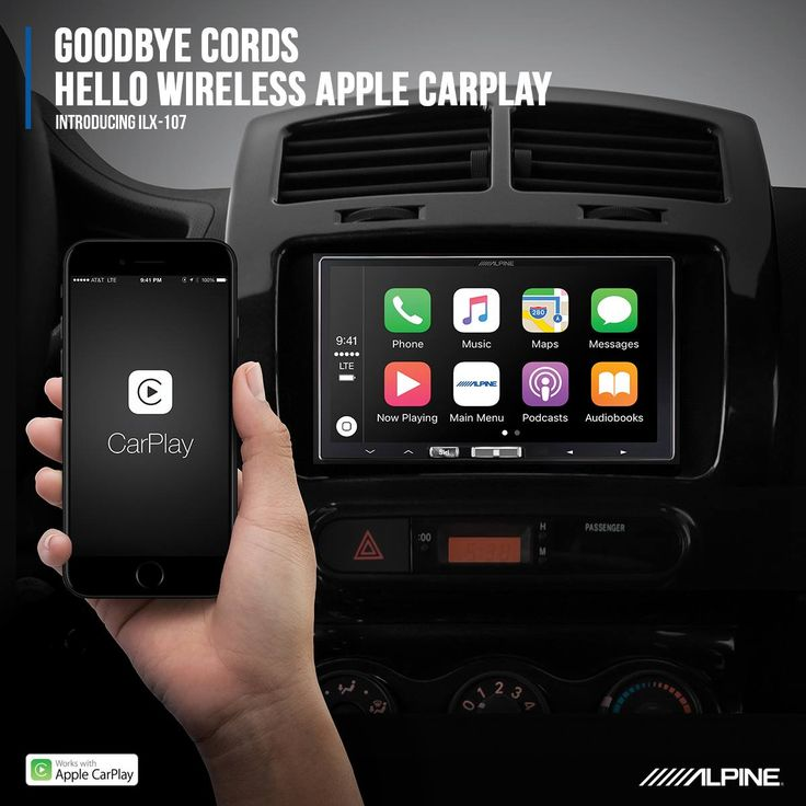 Love Apple CarPlay but want to cut the cord? Alpine's brand new iLX-107 Wireless Apple CarPlay system offers even more convenience in accessing your iPhone's features (like Maps, Phone, Messages, & Music) without ever needing to connect a cable. Just get in and go! These units are now in stock, so stop by any of our four locations (California Custom Sounds Beavercreek, California Custom Sounds West Carrollton/Moraine, Stereo-In-Dash North Dixie, and Stereo-In-Dash South) to learn more or to…