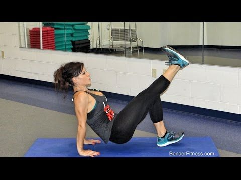 Melissa Bender Fitness: 20 Minute Boot Camp: Full Body Workout (No Equipment)