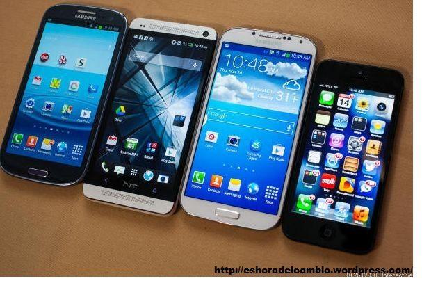 ¿Quien NO tiene uno de estos aparatos hoy en día? ¿Entonces... Quien puede ganar dinero con ellos? TODOS !!!  http://www.bizbiz.mobi/eshoradelcambio http://eshoradelcambio.wordpress.com/