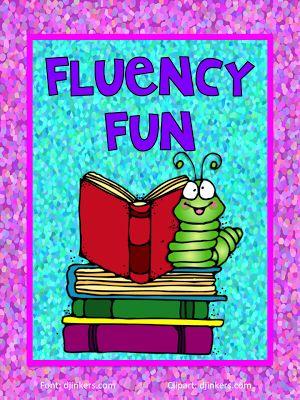 Fluency Fun by Teach123