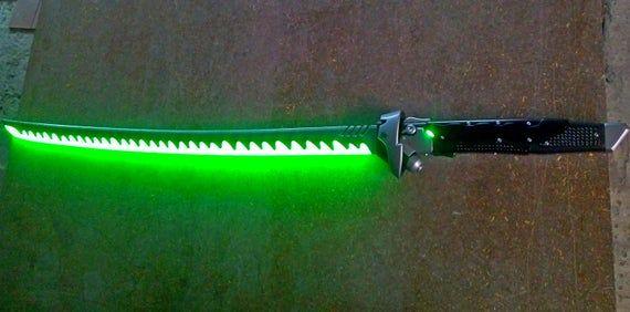 Pin By Jorge On Amazing Swords Overwatch Genji Great Sword Cool Swords