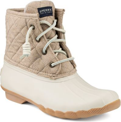 Women's+Saltwater+Wool+Duck+Boot+-+Boots+|+Sperry