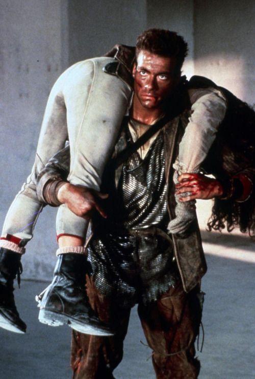 Jean Claude Van Damme In Cyborg 1989 Jean Claude Van Damme Van Damme Don Johnson