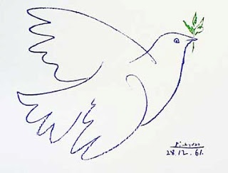 Picasso Peace Doves