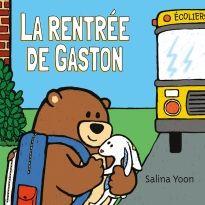 Gaston l'ourson est prêt pour sa toute première journée d'école! Maintenant qu'il est grand, il laisse son lapin en peluche Flocon, à la maison. Mais son meilleur ami lui manque terriblement. Sa première journée à l'école n'est pas aussi amusante qu'il l'avait imaginée. Cependant, Gaston apprend qu'être grand ne veut pas dire qu'il doit abandonner les choses qu'il aime.