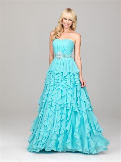 Evenings allure mermaid dress a525
