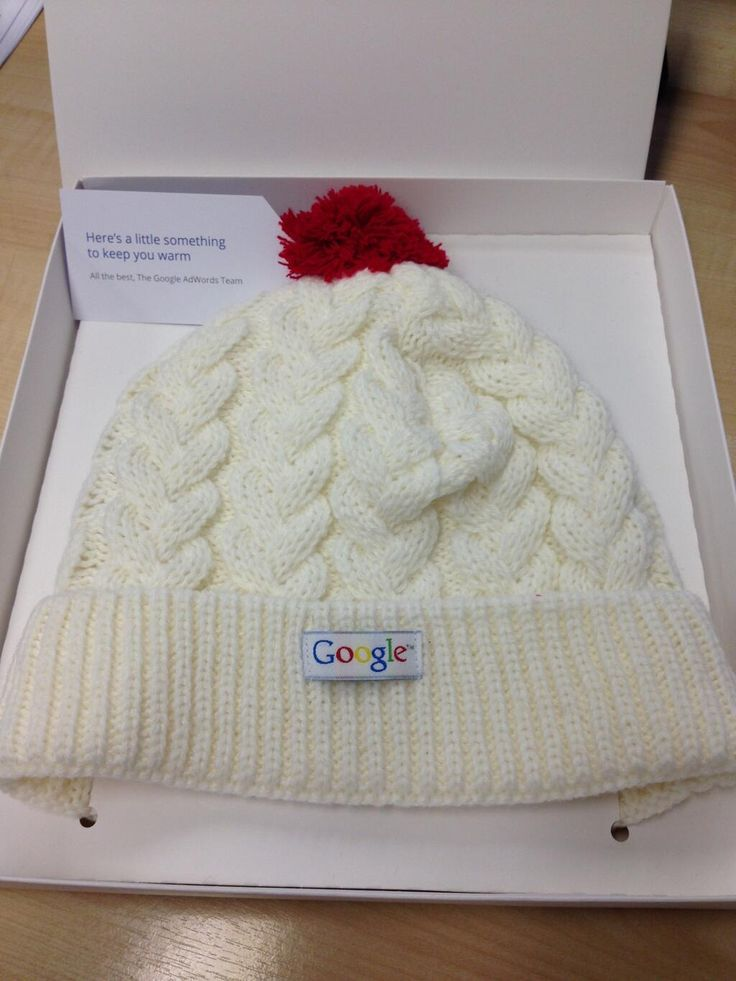 Thanks #google for the #wintergear! pic.twitter.com/xVaG3KTZBy