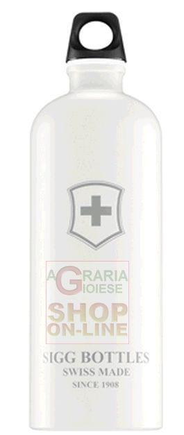 SIGG BOTTIGLIA BORRACCIA IN ALLUMINIO SWISS EMBLEM TOUCH WHITE LT. 1 https://www.chiaradecaria.it/it/borracce/16621-sigg-bottiglia-borraccia-in-alluminio-swiss-emblem-touch-white-lt-1.html