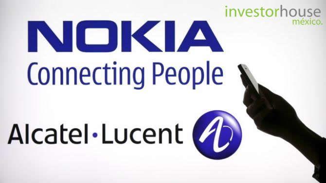 Gracias a la fusión que habrá entre los fabricantes de telecomunicaciones Nokia y Alcatel-Lucent, las acciones de sus dispositivos se dispararon hoy luego de reportar fuertes resultados en el segundo trimestre. ¿Sabías que la adquisición de Alcatel-Lucent por parte de Nokia le costó a la misma unos 17,000 millones de dólares? Con ésta adquisición se posiciona la firma para competir con el líder Ericsson y con Huawei.