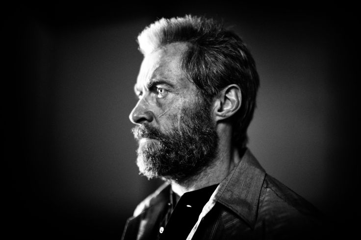 Here is a 1st LOOK at Hugh Jackman as old Logan in Logan which will hit the big screen on March 3rd 2017.