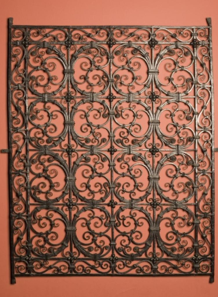 53 Best Grates Images On Pinterest Wrought Iron