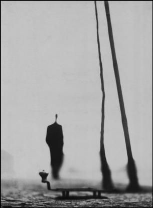 """Loneliness as a situation can be corrected, but as a state of mind it is an incurable illness."" ― Vladimir Nabokov [Josef Koudelka - Czechoslovakia - Magnum Photos Photographer Portfolio]"