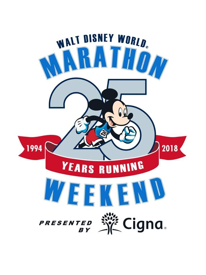 2018 Walt Disney World ® Marathon Weekend