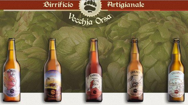 Le birre del birrificio artigianale Vecchia Orsa http://www.fattoriabilita.it/