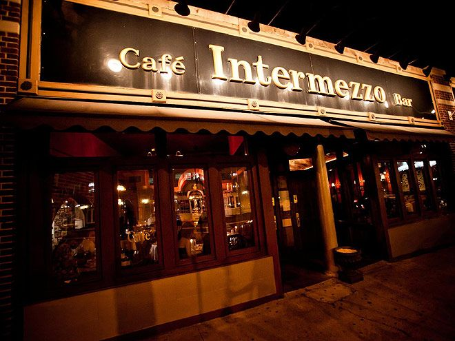 24 Coffee Shops in America You Have to Visit | CAFE INTERMEZZO | Where: AtlantaThis southern storefront has an authentic Austrian coffeehaus vibe, and will make you feel like you're Vienna (without the passport stamp or the long flight. cafeintermezzo.com
