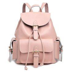Originale nouvelle sac à dos en cuir vintage authentique femme sacs d'école [AL93006] - €61.80 : Towido.com, sac en cuir pas cher