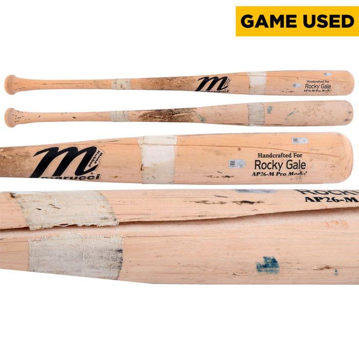 Cameron Maybin San Diego Padres Fanatics Authentic Game-Used 2 Piece Broken Marucci Bat vs San Francisco Giants on April 28, 2014