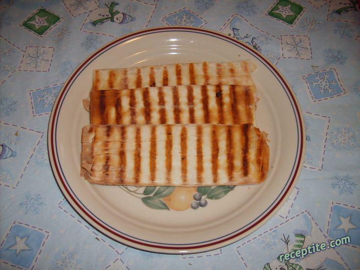 Светкавични банички на грил тостер