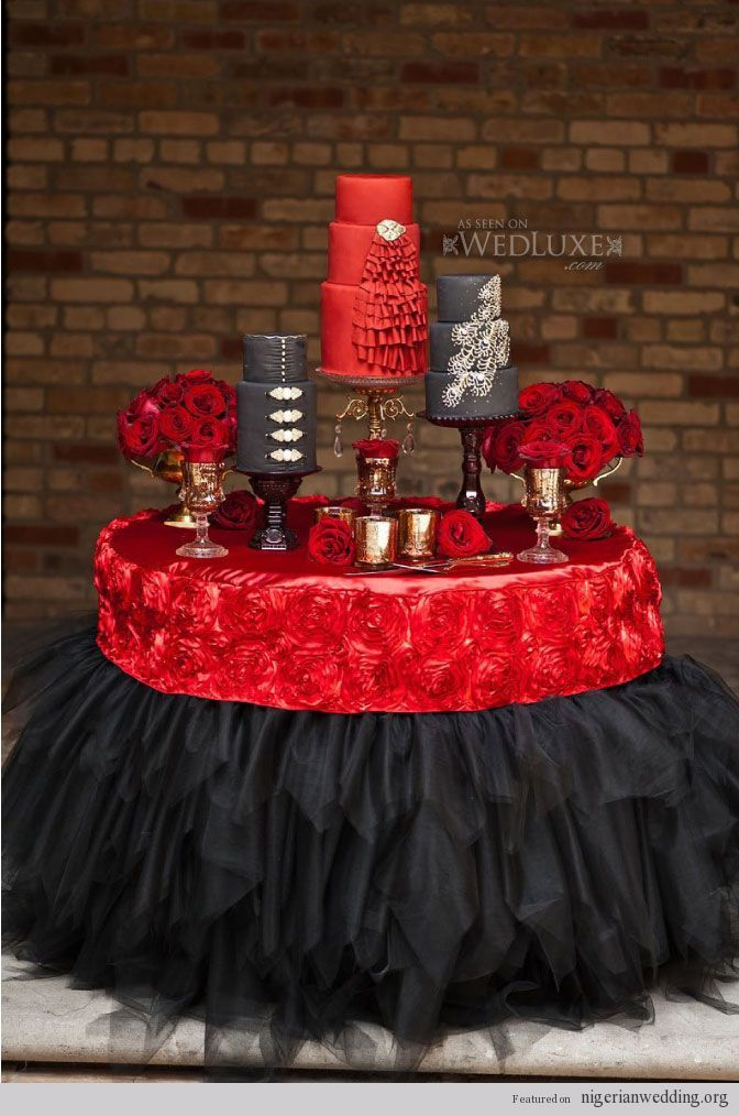 Decor Cake Table : 48 best images about wedding cake table decorations on ...