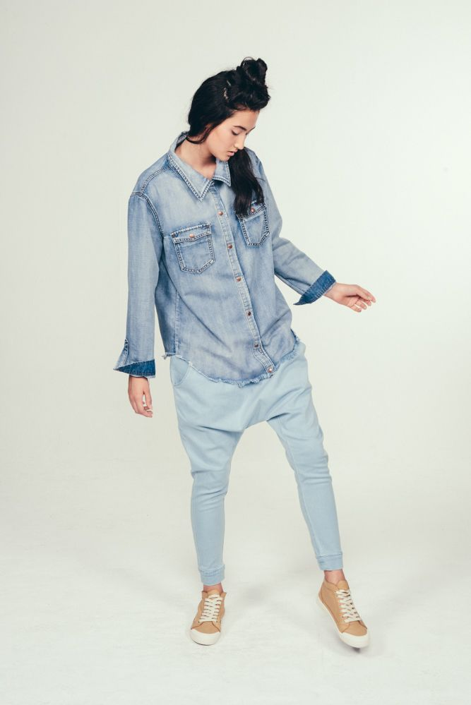 Denim designed by @onepalmstudio