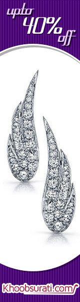 #Online_Shopping #Shopping_Online @ khoobsurati.com Get Stylish #Earrings Range Upto 40% off  http://khoobsurati.com/women/jewellery/earrings