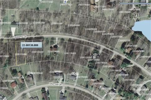 Lot 130 Apple Valley, Howard, Ohio - SOLD by Sam Miller of REMAX Stars Realty http://www.knoxcountyohio.com/Property/Lot-130-Apple-Valley-Howard-Ohio.  #KnoxCountyOhio