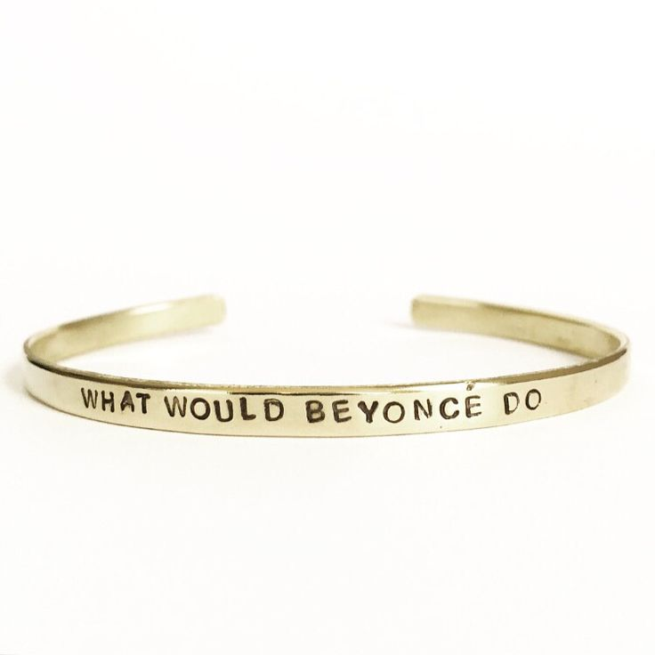 I mean. What would Beyoncé do? #wwbd #beyonce #whatwouldbeyoncedo Get this and…