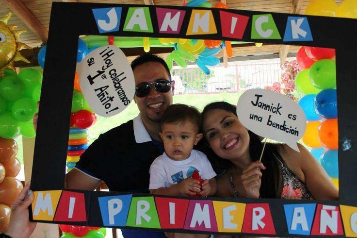 Jannicky's First Birthday | CatchMyParty.com