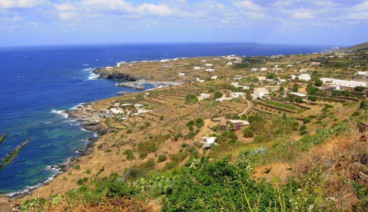 Pantelleria Coast
