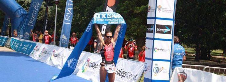 Video-repor: Sara Bonilla, mujer, bombero y triatleta.