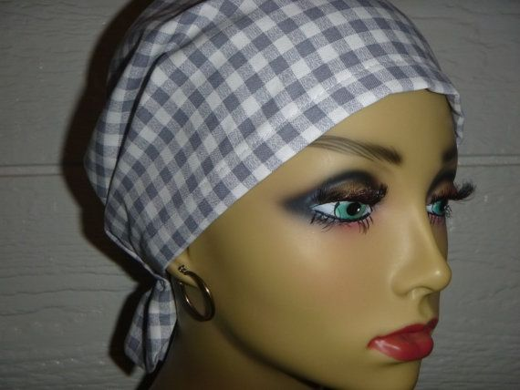 Simple, yet feminine cotton hat. A bit Bonnet,Bouffant,Slouchy,Do Rag and Beanie. Wear to bed, lounge around the house, or accessorize it with your own,