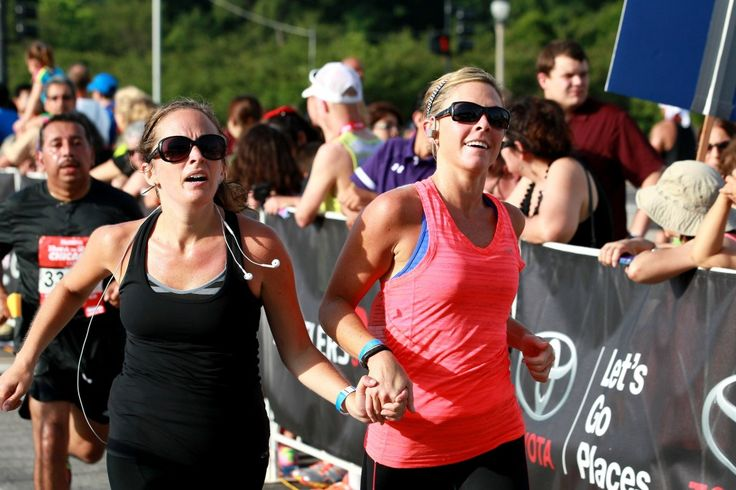 A runner's body belongs to anyone who is running.