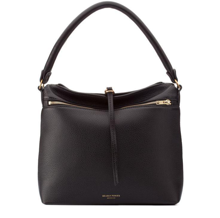 Mr Kitty Black Handbag