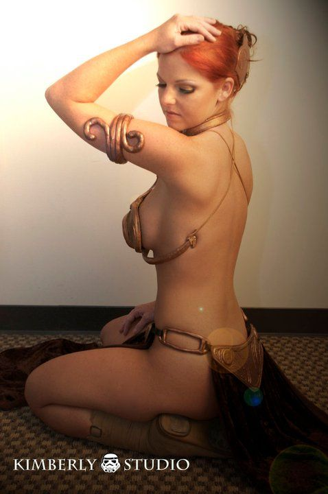 image Teencurves hot slave leia fucked by gamer nerd