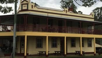 Camping @ Rappville Pub NSW