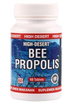 Propolis HD dengan nama dagang Bee Propolis adalah antibiotika alami terkuat dari alam yang tidak menimbulkan efek samping merugikan dan dapat langsung dicerna.